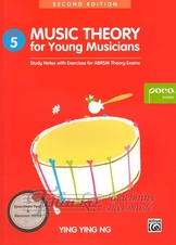 Music Theory for Young Musicians - Grade 5
