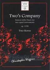 Two's Company op.157B (horn)