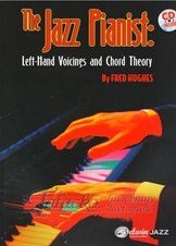Jazz Pianist: Left-Hand Voicings and Chord Theory (Book/CD)
