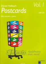Postcards Vol.1 (alt.) + CD