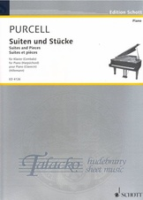 Suites and Pieces for Piano (Harpsichord)