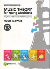 Music Theory for Young Musicians Model Anwers Grades 1-5