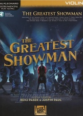 Instrumental Play-Along: Greatest Showman - Violin (Book/Online audio)
