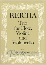Trio in G major for Flute, Violine and Violoncello