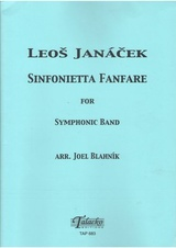 Sinfonietta fanfare for symphonic band