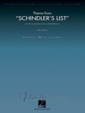 "Theme from ""Schindler's List"""