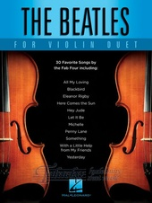 Beatles for Violin Duet