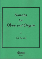 Sonata for oboe and organ