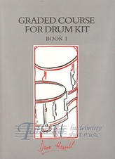 Graded Course For Drum Kit Book 1 + CD