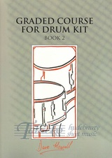 Graded Course For Drum Kit Book 2 + CD