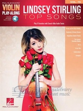 Violin Play-Along Volume 79: Lindsey Stirling - Top Songs (Book/Online Audio)