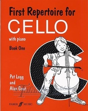 First repertoire for cello 1