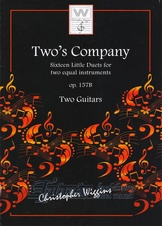 Two's Company op.157B (guitar)