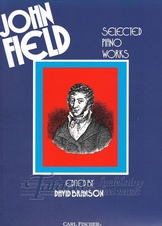 Selected Piano Works - John Field
