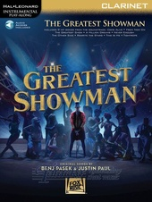 Instrumental Play-Along: Greatest Showman - Clarinet (Book/Online Audio)