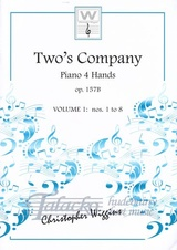 Two's Company op.157B (Piano 4 Hands), Vol. 1