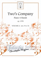 Two's Company op.157B (Piano 4 Hands), Vol. 2