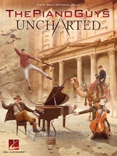 Uncharted for solo Piano with optional Cello
