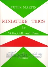 Miniature Trios 3 - Rumba