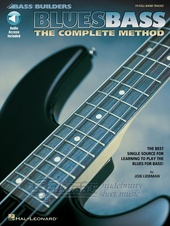 Blues Bass - The Complete Method (Book/audio acces)