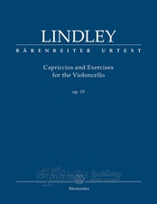 Capriccios and Exercises for the Violoncello op. 15