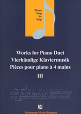 Works for Piano Duet III