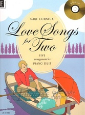 Love Songs for Two with CD