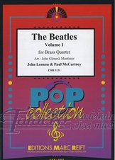 Beatles Vol.1 for Brass Quartet