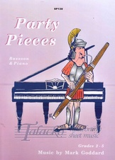 PARTY PIECES BASSOON & PIANO