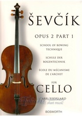 School Of Bowing Technique Op. 2, Part 1 (Violoncello)