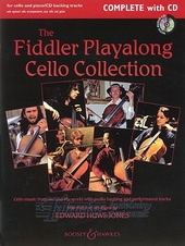 Fiddler Playalong Cello Collection + CD