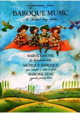 Baroque Music for children's string orchestra
