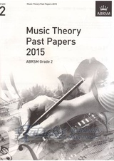Music Theory Past Papers 2015, ABRSM Grade 2