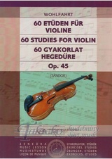 60 Studies for Violin op. 45