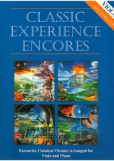 Classic Experience Encores (Viola) + CD
