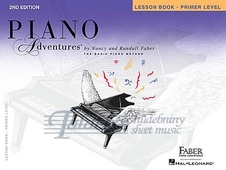 Piano Adventures: Primer Level - Lesson Book