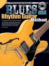 Progressive Blues Rhythm Guitar Method + CD