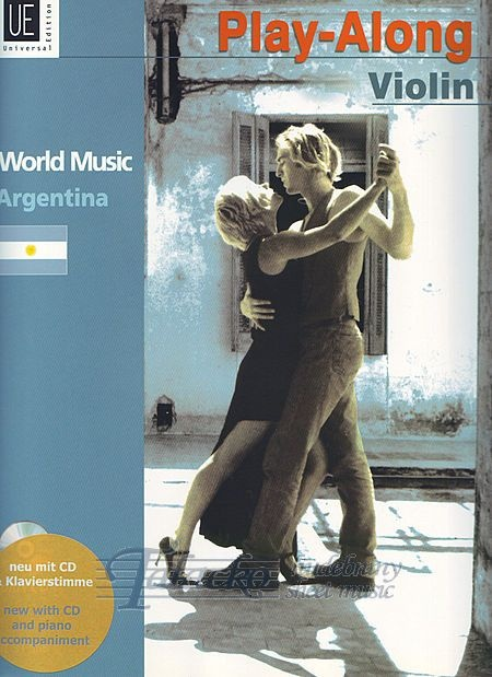 World Music: Play-Along Violin - Argentina + CD