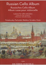 Russian Cello Album
