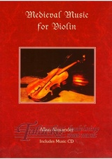 Medieval Music for Violin + CD