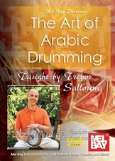 Art of Arabic Drumming - taught by Trevor Salloum