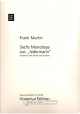 "Sechs Monologe from ""Jedermann"""