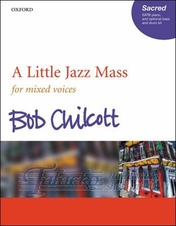 Little Jazz Mass (SATB)