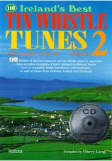 110 Ireland´s Best Tin Whistle Tunes 2 + 2CD