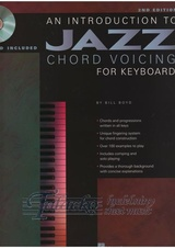 Introduction To Jazz Chord Voicing (2nd edition)