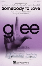 Somebody To Love (Glee) - SSA