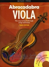 Abracadabra Viola - Third Edition +  2 CD
