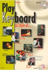 Play Keyboard in Style of... + CD