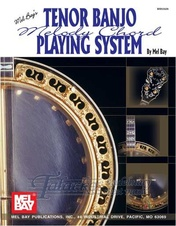 Tenor Banjo Melody Chord Playing System