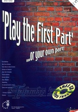Play the first Part... or your own part! Flute + CD